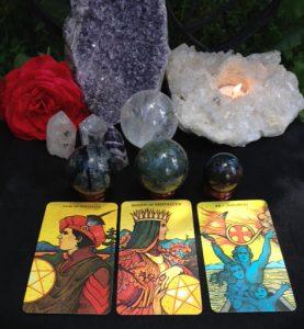 Tarot Tuesday May 21st  - Lodestar Phoenix